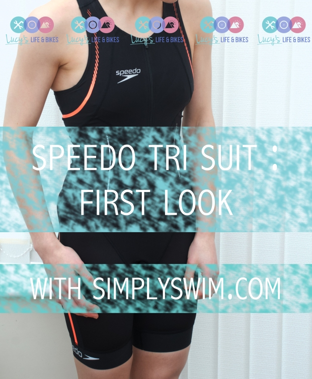 Speedo Triathlon Suit