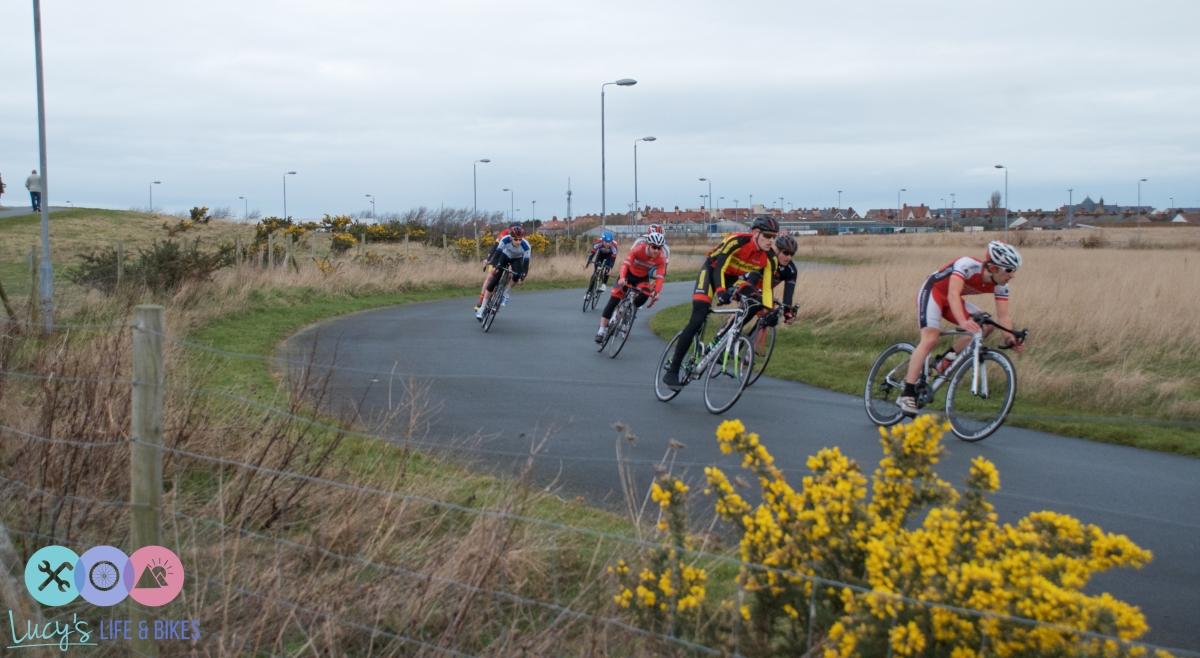 Marsh Tracks Cycling Circuit, Rhyl