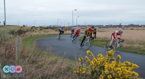 Marsh Tracks Cycling Circuit, Rhyl