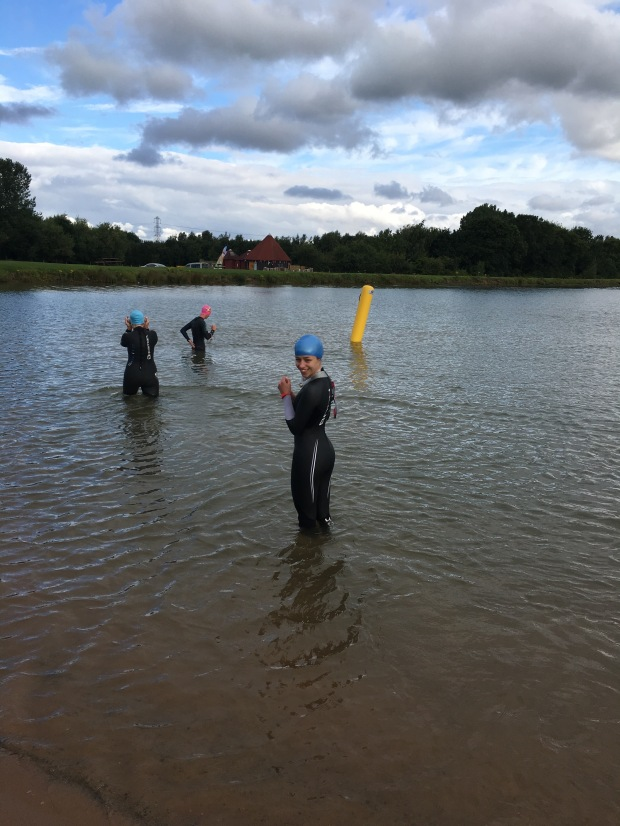 Wild Swimming at Manley Mere