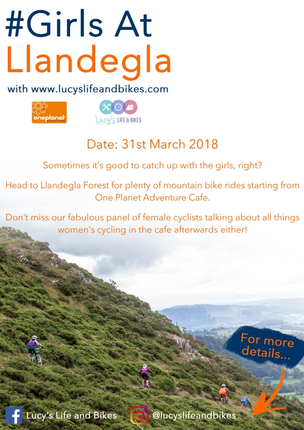 Girls at Llandegla Poster final promo