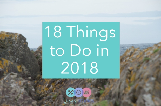 18 things to do in 2018