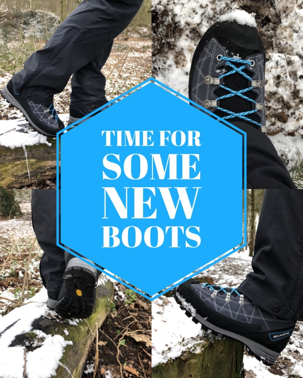 Scarpa R-Evolution Pro GTX Walking Boots