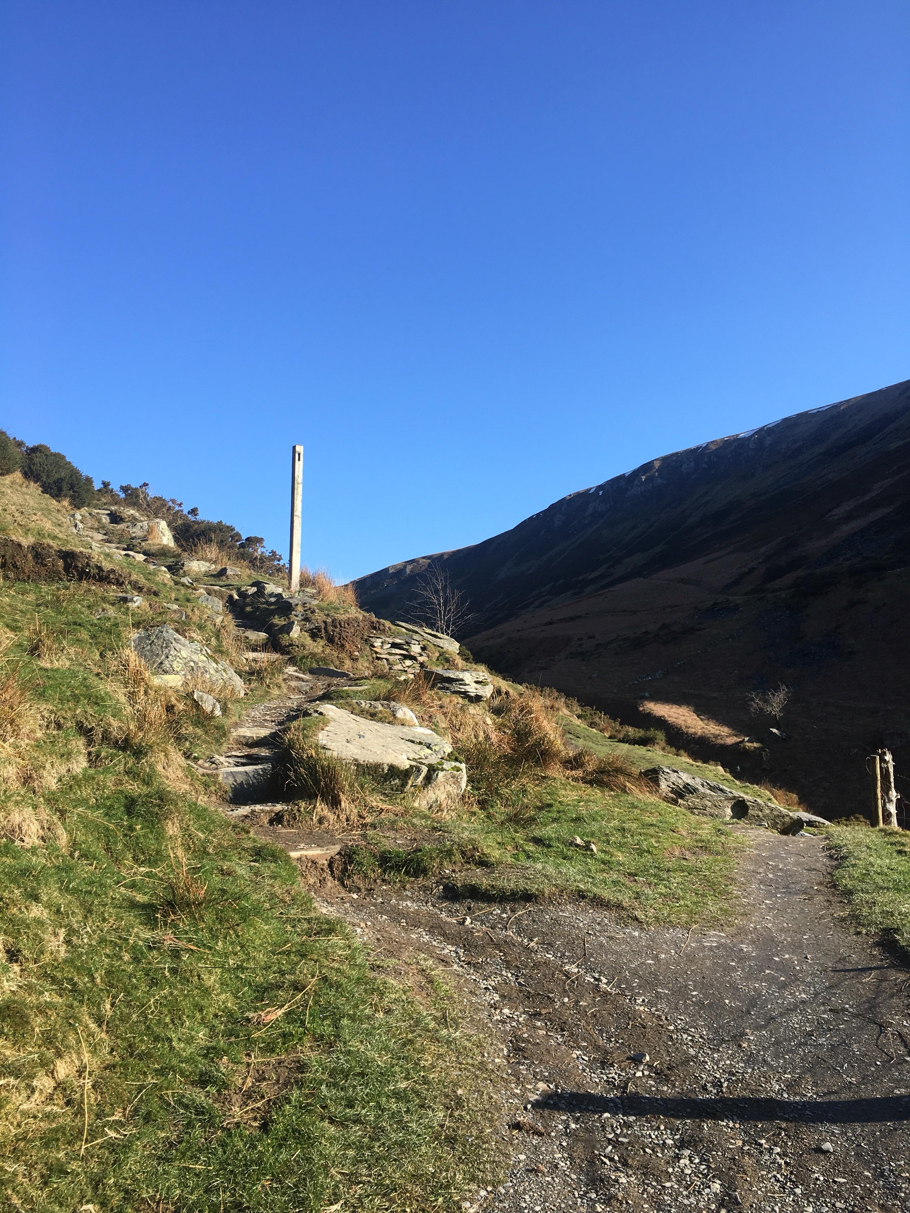Cadair Berwyn, Wales