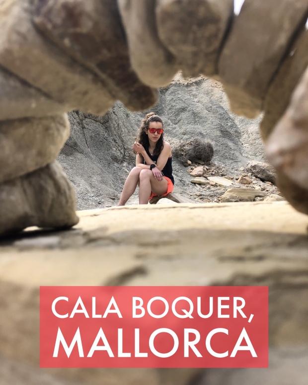 Cala Boquer, Mallorca