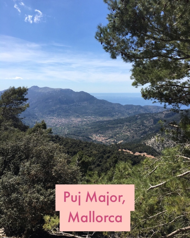 Puj Major, Mallorca