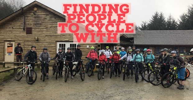Finding People to Cycle With
