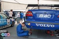 Volvo S40, Silverstone Motor Circuit