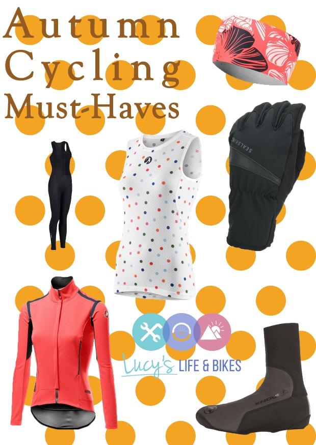 Autumn Cycling Kit