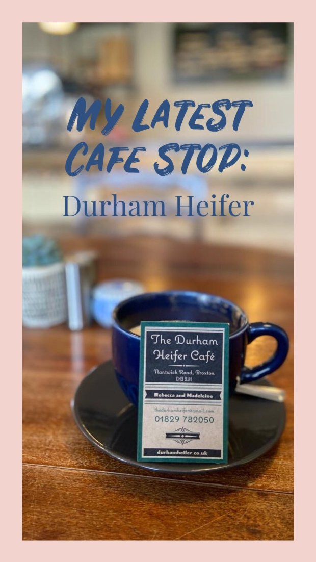 My Latest Cafe Stop