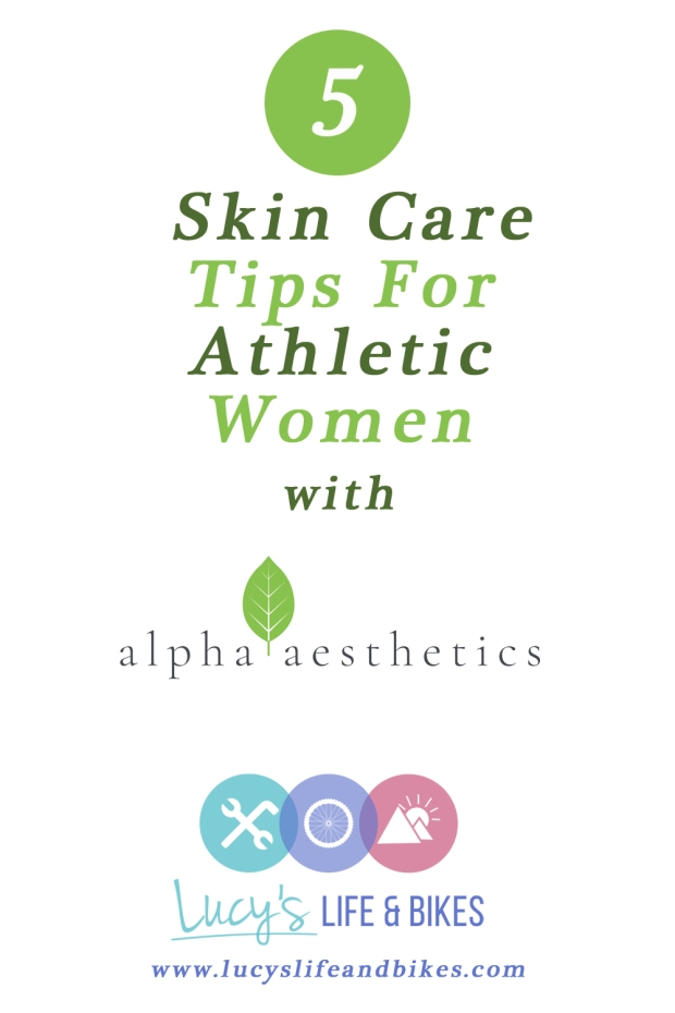 5 Skin Care Tips for Athletic Women
