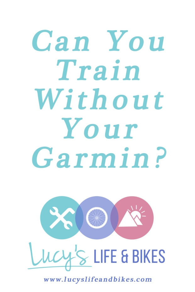 Can you train without your Garmin title image