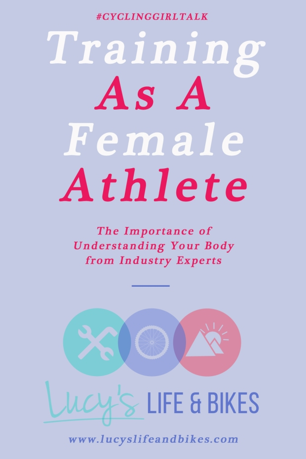 Training As A Female Athlete