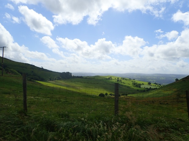 Landscape of Ruthin