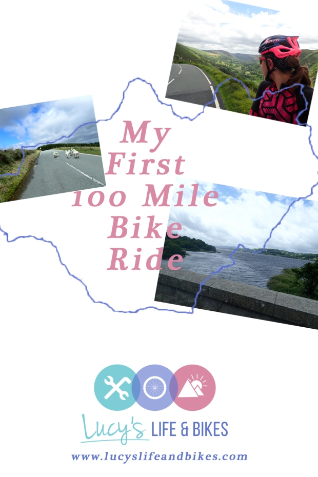 My First 100 Mile Bike Ride