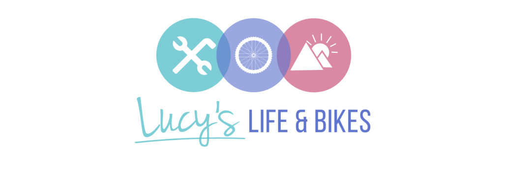 Lucy's Life and Bikes Logo